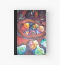 Color and Spice. Hardcover Journal