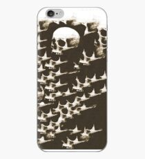 It's Skulls All the Way Down iPhone Case