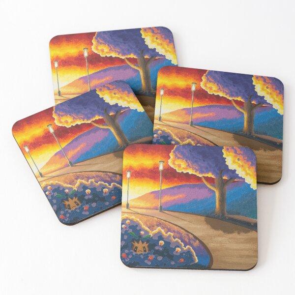 National Park Coasters (Set of 4)