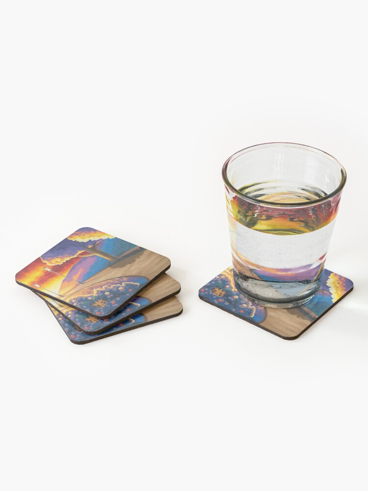 Alternate view of National Park Coasters (Set of 4)