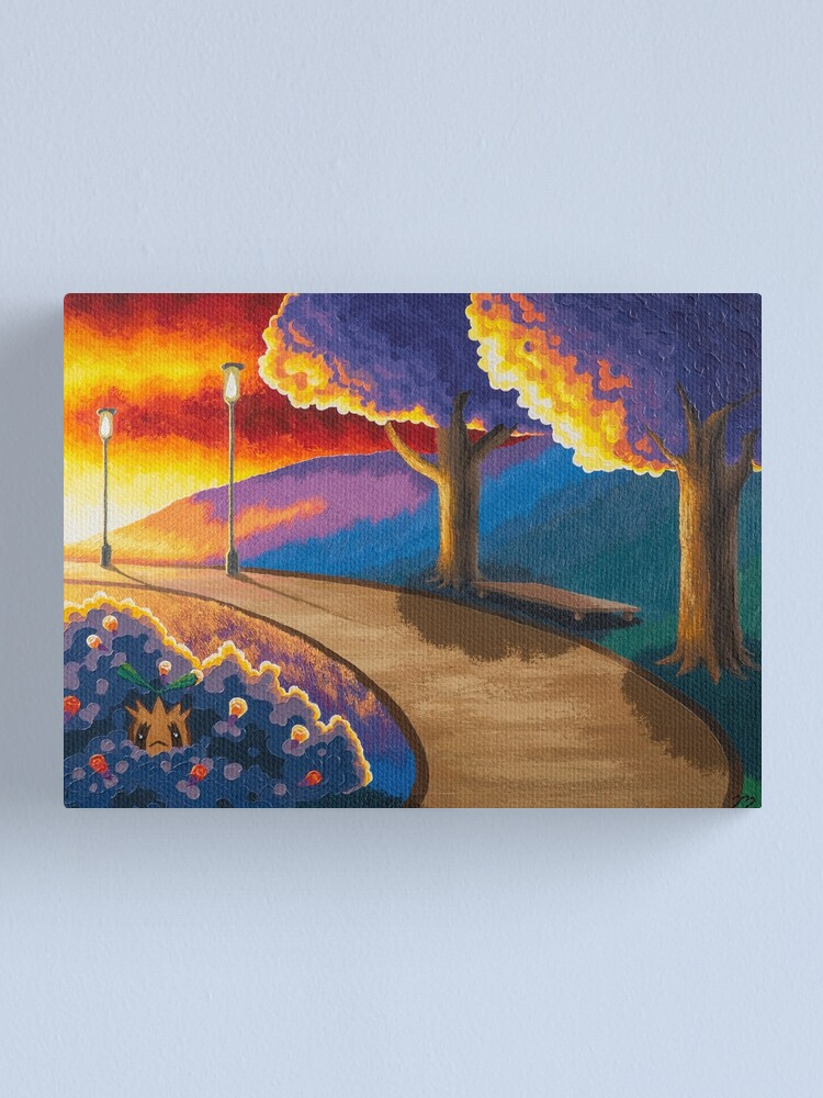 Alternate view of National Park Canvas Print
