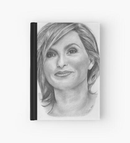 Mariska Hargitay Hardcover Journal