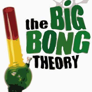 big bong theory by tombowombo