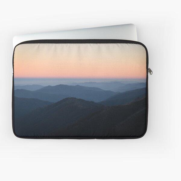 Morning Sky at Mount Hotham Laptop Sleeve