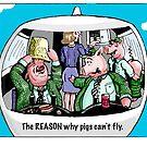 pigs by Jerel Baker