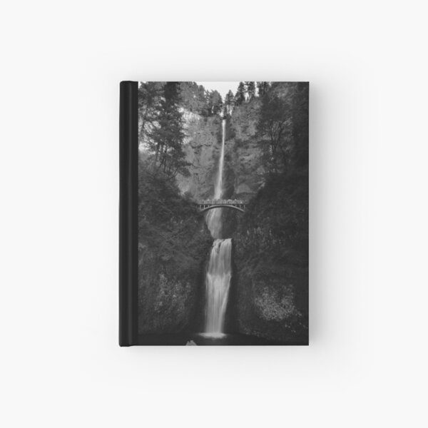 Falling for Portland Hardcover Journal