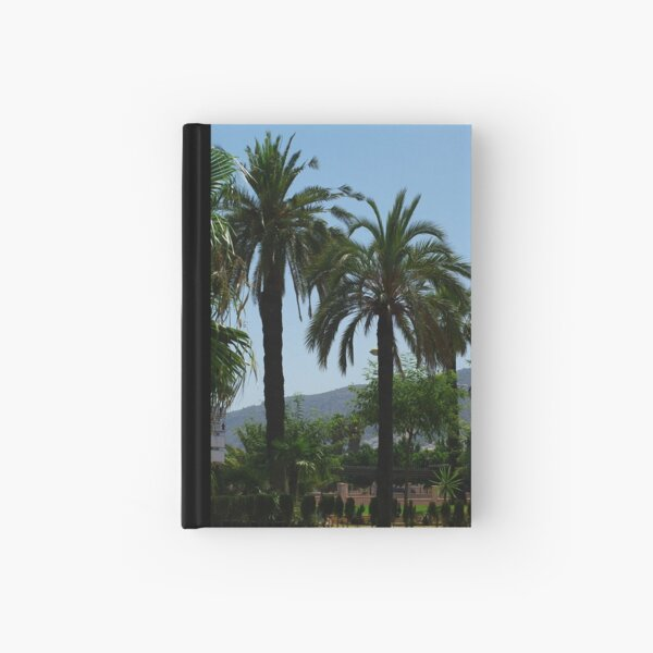 Big  Palms Hardcover Journal