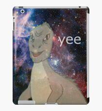 Kosmisches Yee iPad-Hülle & Klebefolie
