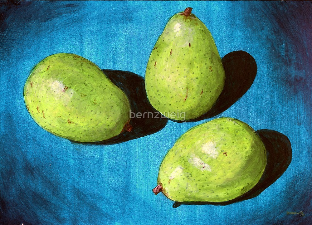 Spotlight on Anjou Pears by bernzweig