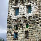 Symbols on the wall (16) - tower house near Al Hajjarah by Marjolein Katsma