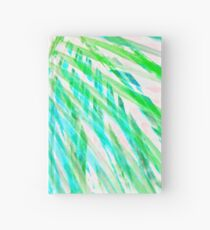 Palm Leaf Fantasia Hardcover Journal