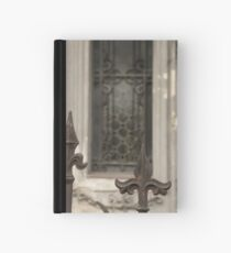 He's tall and slim Hardcover Journal