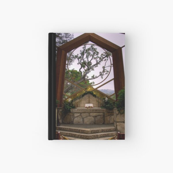 Wayfarers Chapel Hardcover Journal