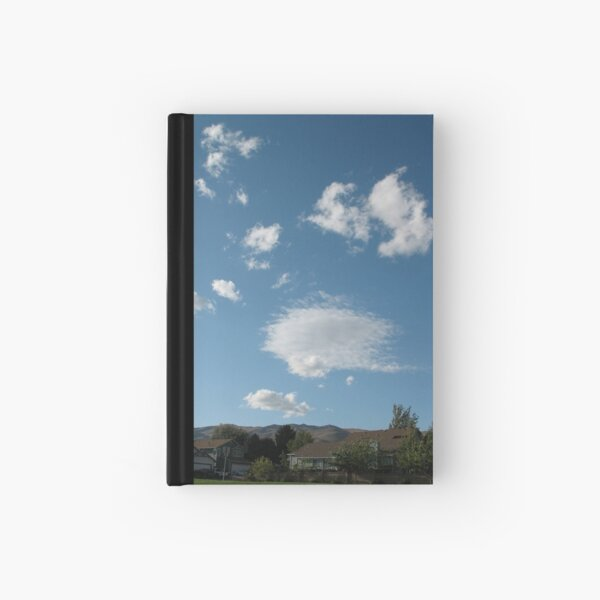 A Perfect September Day Hardcover Journal