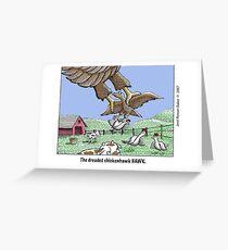 farmyard Greeting Card
