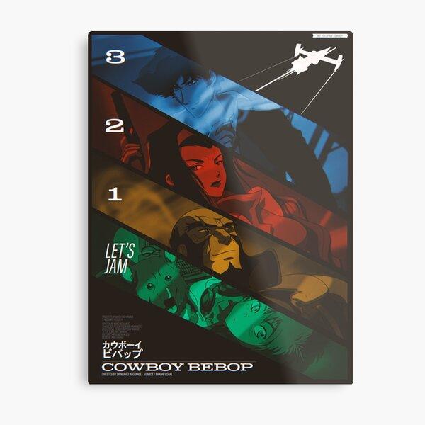 Space Jazz Bebop  Metal Print