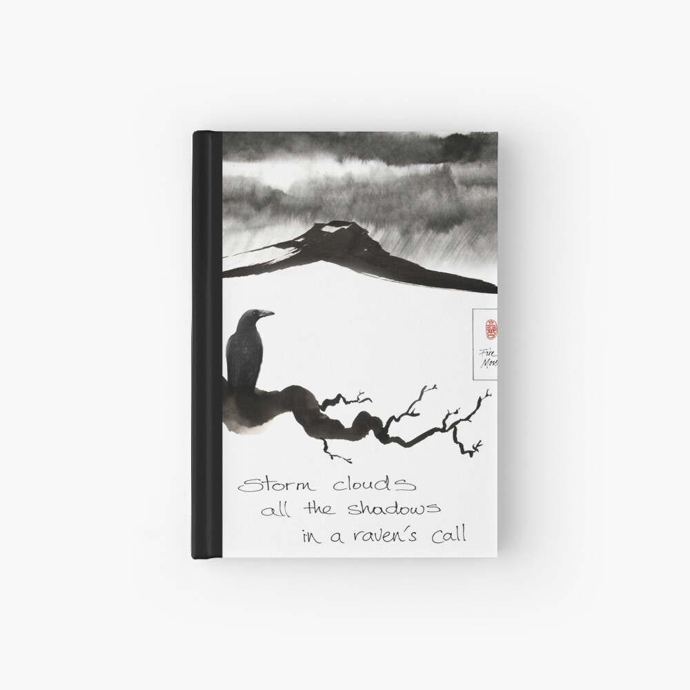 Storm Clouds Hardcover Journal