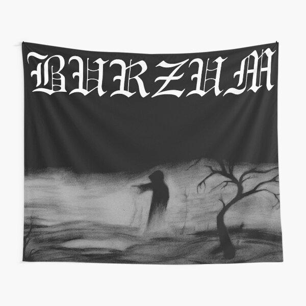 Burzum Flag Tapestry