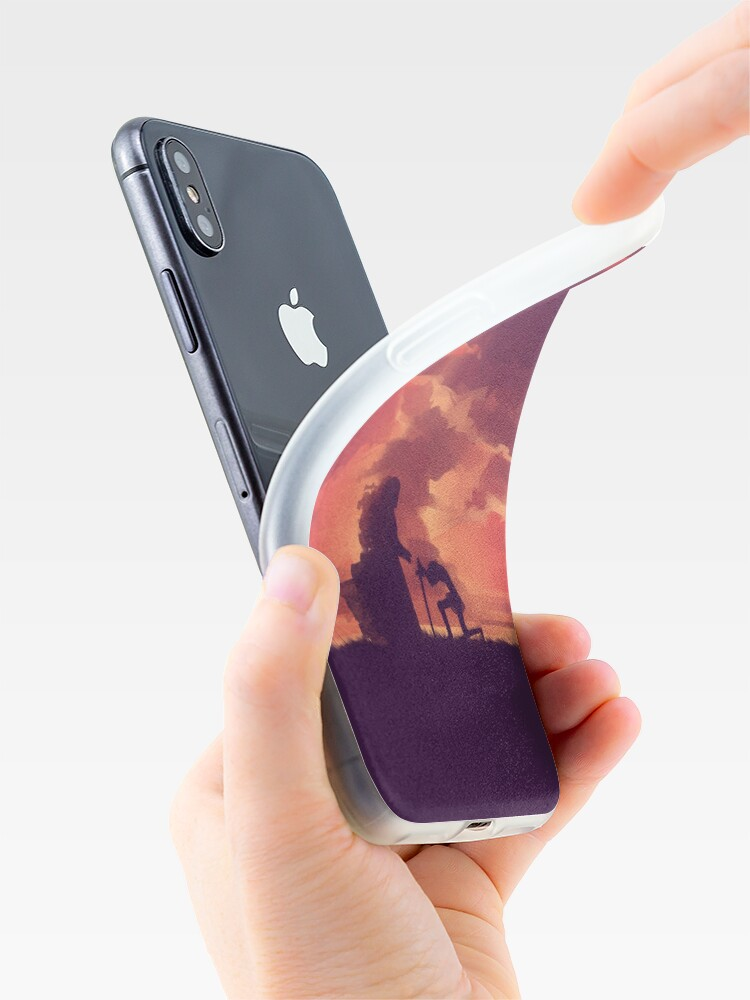 Alternate view of Through Your Eyes (Part 1) iPhone Case & Cover
