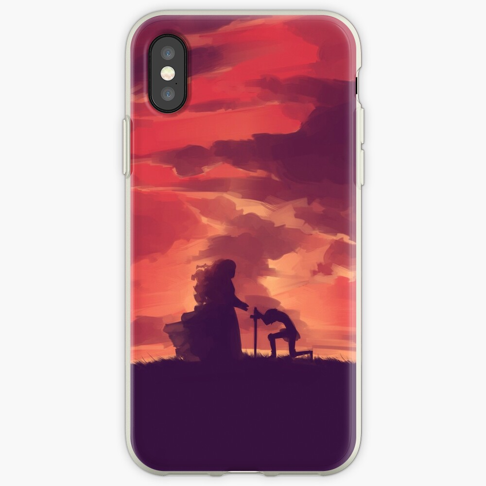 Through Your Eyes (Part 1) iPhone Case & Cover