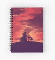 Through Your Eyes (Part 1) Spiral Notebook
