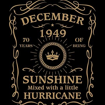 August 1949 Sunshine Mixed With A Little Hurricane by lavatarnt