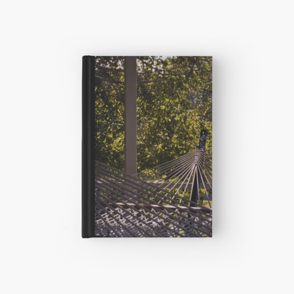 This is where I think Hardcover Journal