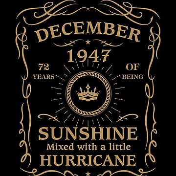 August 1947 Sunshine Mixed With A Little Hurricane by lavatarnt