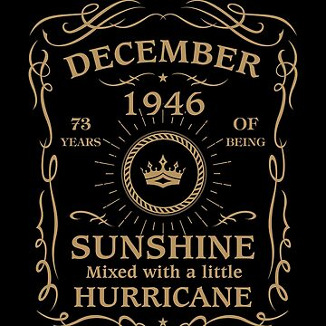 August 1946 Sunshine Mixed With A Little Hurricane by lavatarnt