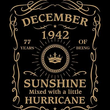August 1942 Sunshine Mixed With A Little Hurricane by lavatarnt