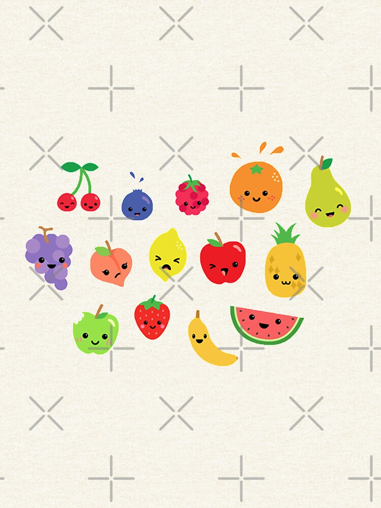 Happy Fruit- Design  by JordanT8590