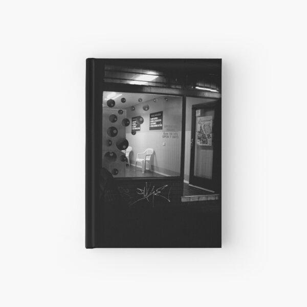 urb laundrette Hardcover Journal