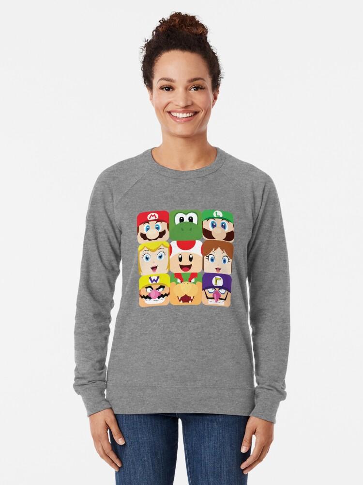 Alternative Ansicht von Klempnerblöcke Leichter Pullover