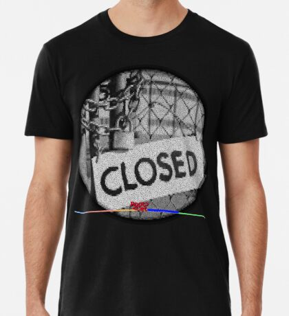 locked | closed ① by RootCat * Premium T-Shirt