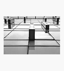 Façade, Paris Photographic Print