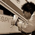 """ The sign painter "" by CanyonWind"