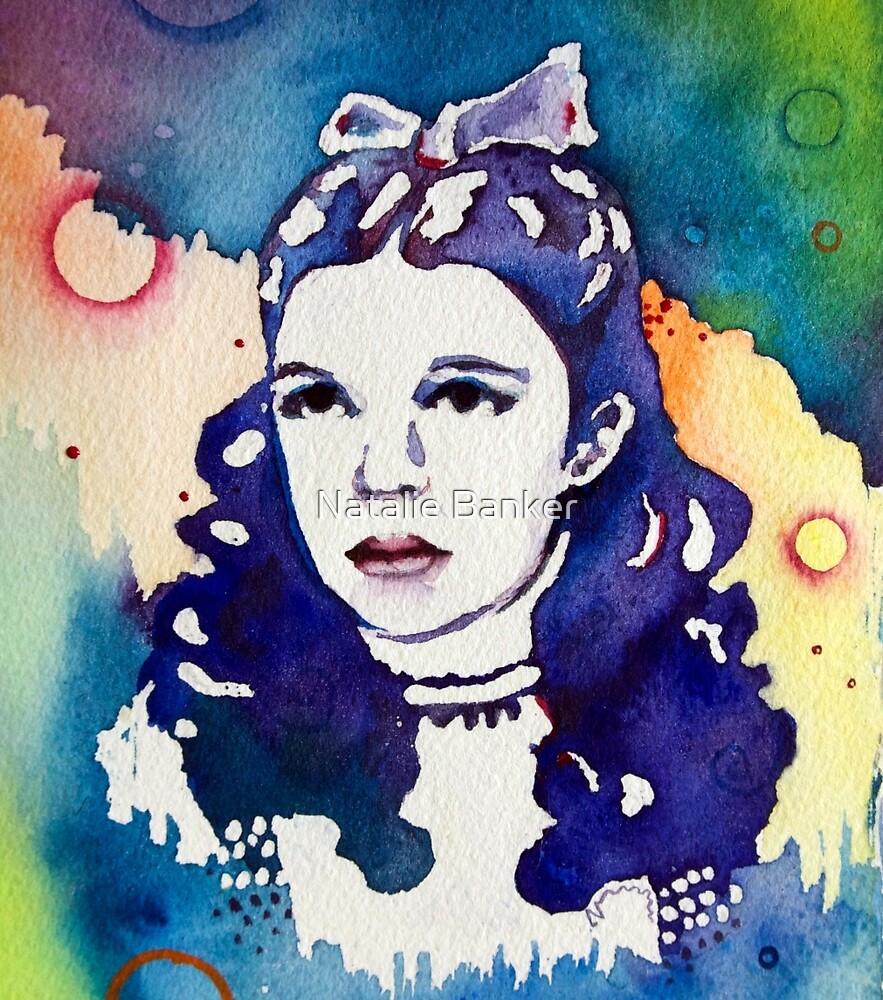 Miss Garland by Natalie Banker