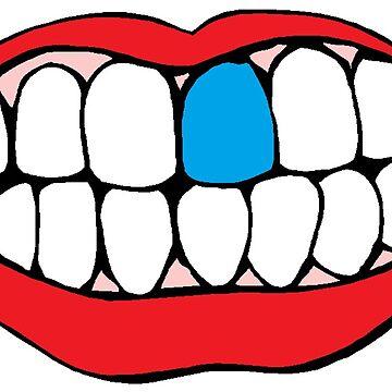 Blue Tooth by SupraJoe