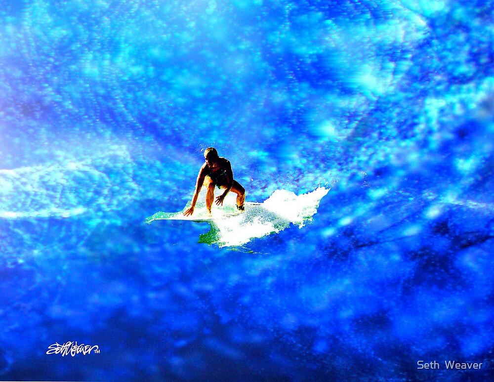 Big Blue by Seth  Weaver