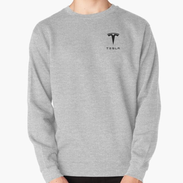 No, I don't work for Tesla  Pullover Sweatshirt