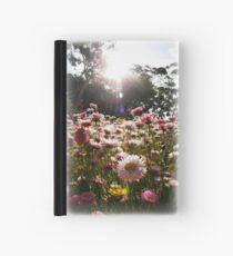 Wildflower Hardcover Journal