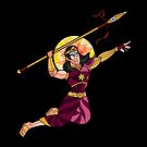 God of War - Javelin by artkarthik