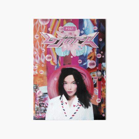 Björk - Publicar Lámina rígida