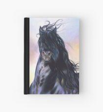 Friesian spirit Hardcover Journal