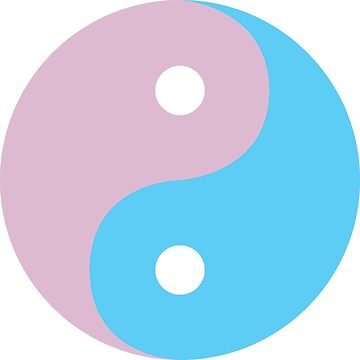 Transgender YinYang by lonelypixelco