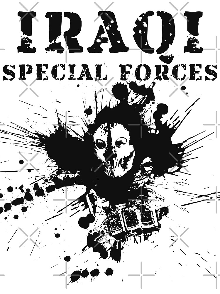 Iraqi Special Forces by turbineur