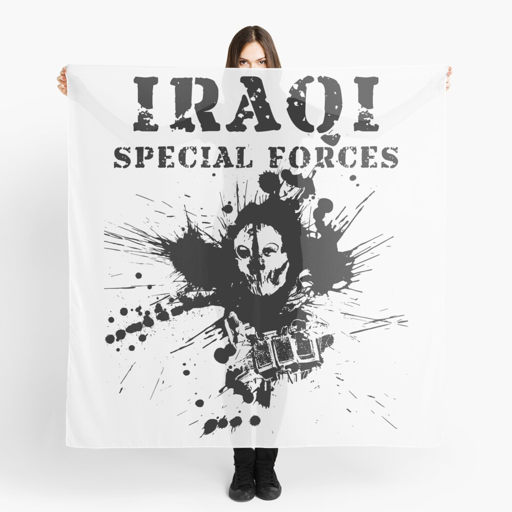 Iraqi Special Forces Scarf