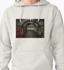 London Underground Pullover Hoodie