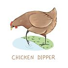 Chicken Dipper by Katie Corrigan
