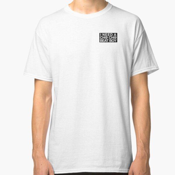 AOMG I Need A Cha Cha Beat Boy Classic T-Shirt